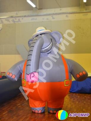 Индивидуальная фигуры Слоненок Прабу