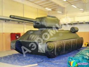 Индивидуальная фигура Танк Т34