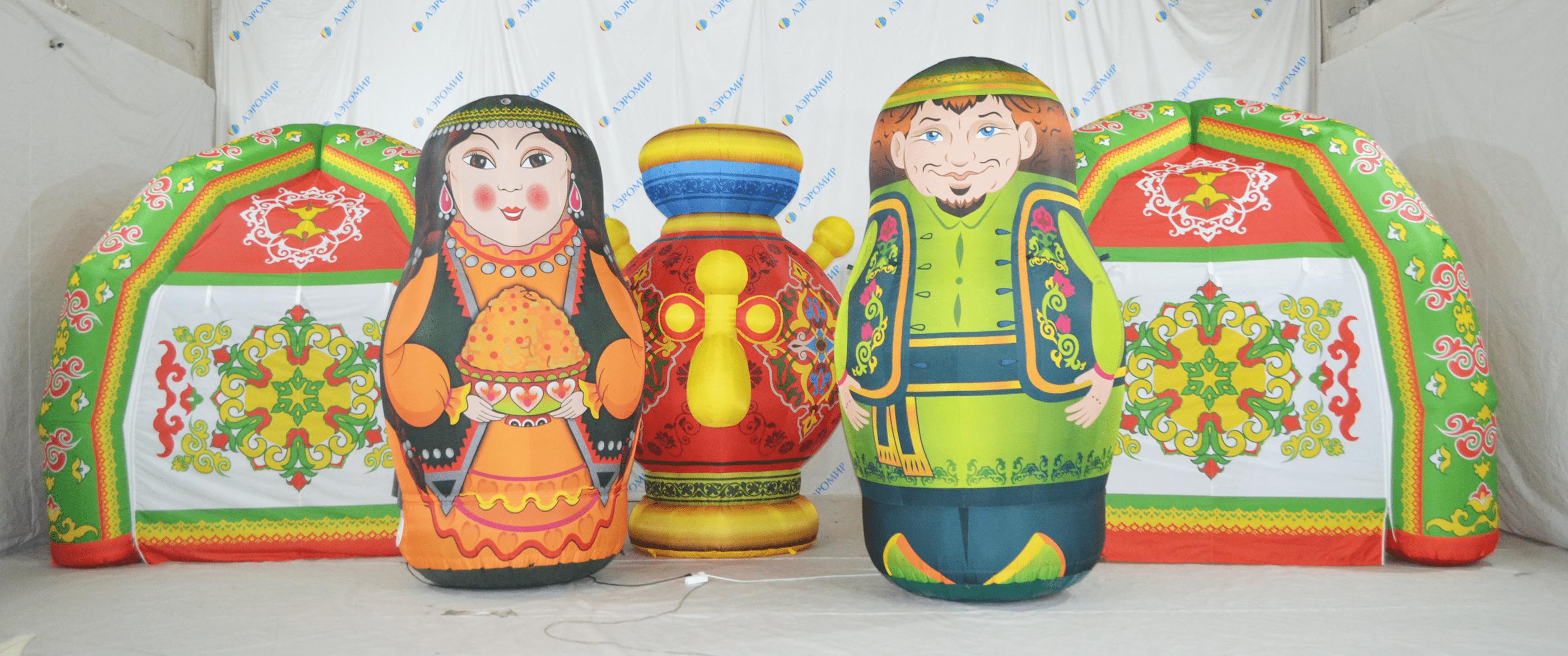 Сабантуй, декор и оформление, игры, аттракционы и забавы